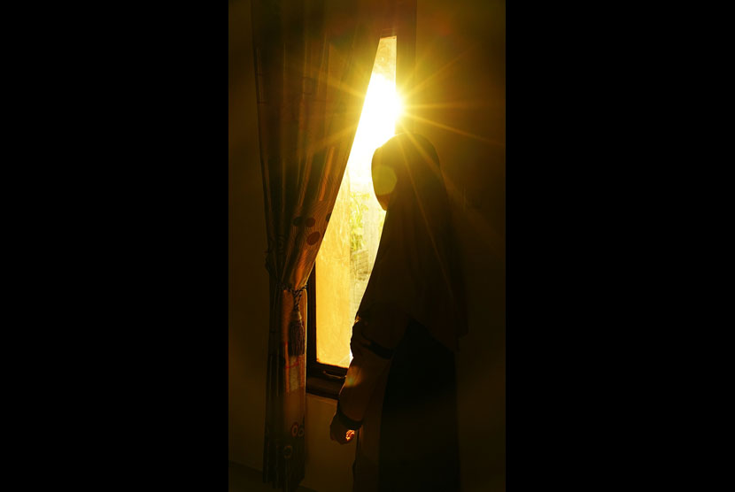 Ilustrasi Ramadhan