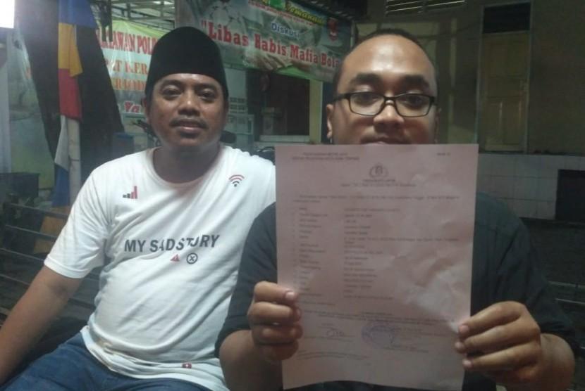 Ketum Perhimpunan Cyber Indonesia Sudah Laporkan Farid Gaban