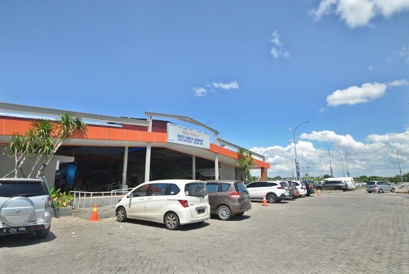 Rest Area Tipe A KM 519 A dan KM 519 B ruas Solo- Ngawi