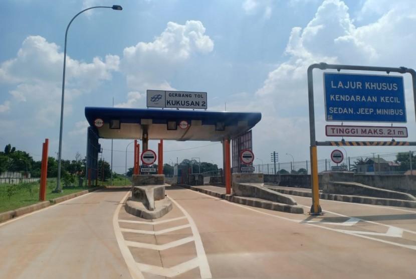 Proyek Jalan Tol Cinere-Jagorawi (Cijago) Seksi II Cisalak-Margonda-Kukusan sudah rampung dikerjakan dan siap untuk dioperasikan pada akhir Juni 2019. Rencananya sebelum diresmikan akan digratiskan pada akhir Mei 2019.