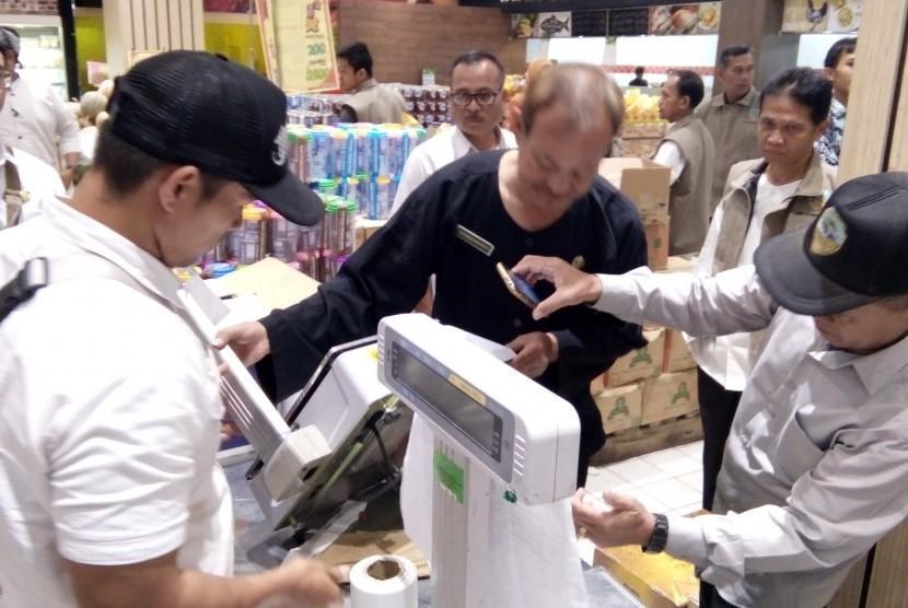 Produk Kadaluarsa Ditemukan di Tasikmalaya