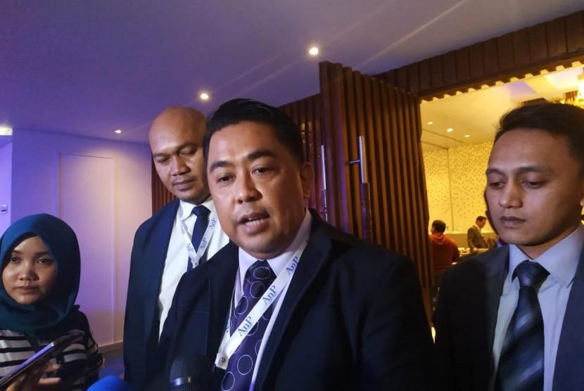 Ketua tim hukum KPU Ali Nurdin