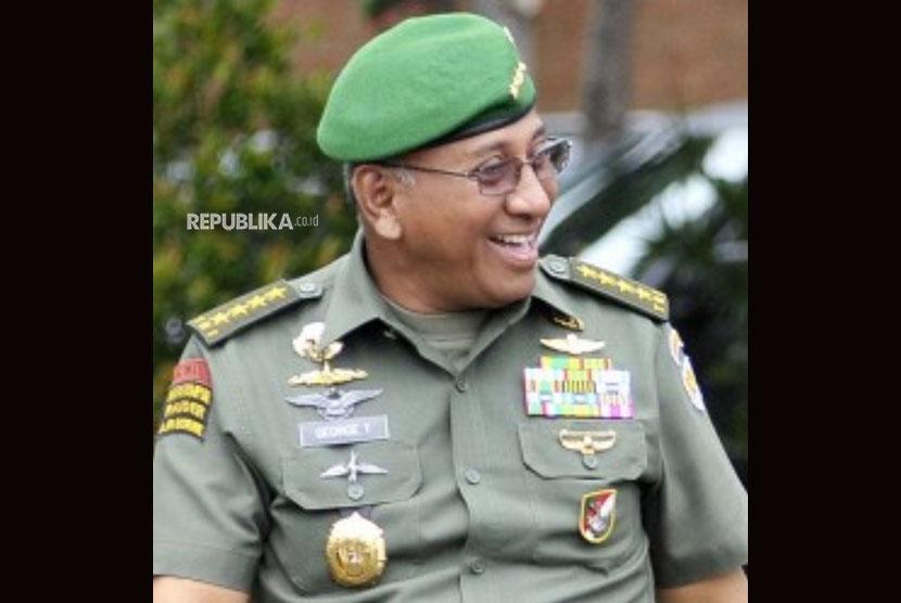 Jenderal TNI (Purn) George Toisutta