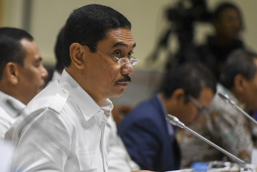 Kepala Badan Nasional Penanggulangan Terorisme (BNPT) Komjen Suhardi Alius