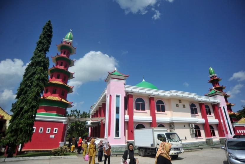 Tiga Masjid Cheng Ho Di Indonesia Republika Online