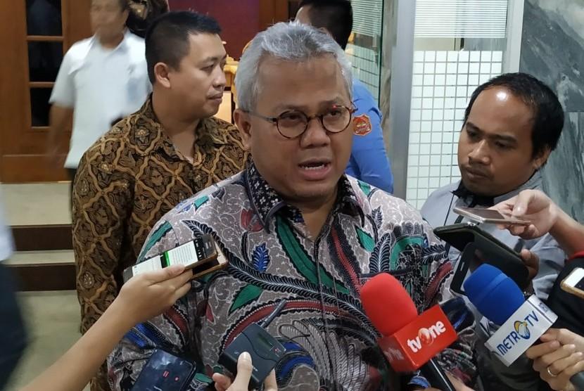 KPU Tindak Lanjuti Putusan DKPP Berhentikan Dua Komisioner