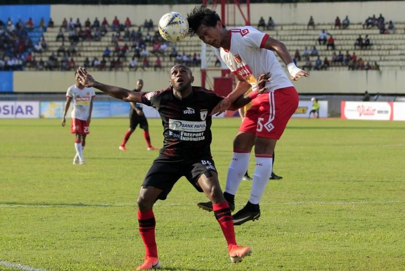 លទ្ធផលរូបភាពសម្រាប់ Persipura Vs Bali United