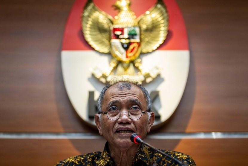 Ketua Komisi Pemberantasan Korupsi (KPK) Agus Rahardjo.