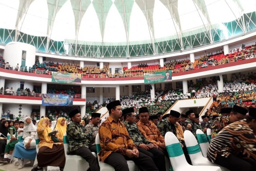 Ribuan siswa mengikuti Kompetisi Sains Madrasah (KSM)