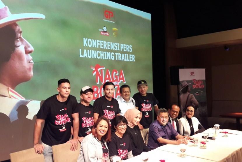 Launching Trailer Naga Bonar Reborn