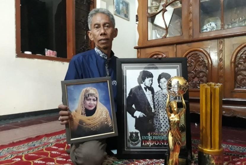 Putra sulung Ida Laila, Agung Moerijanto