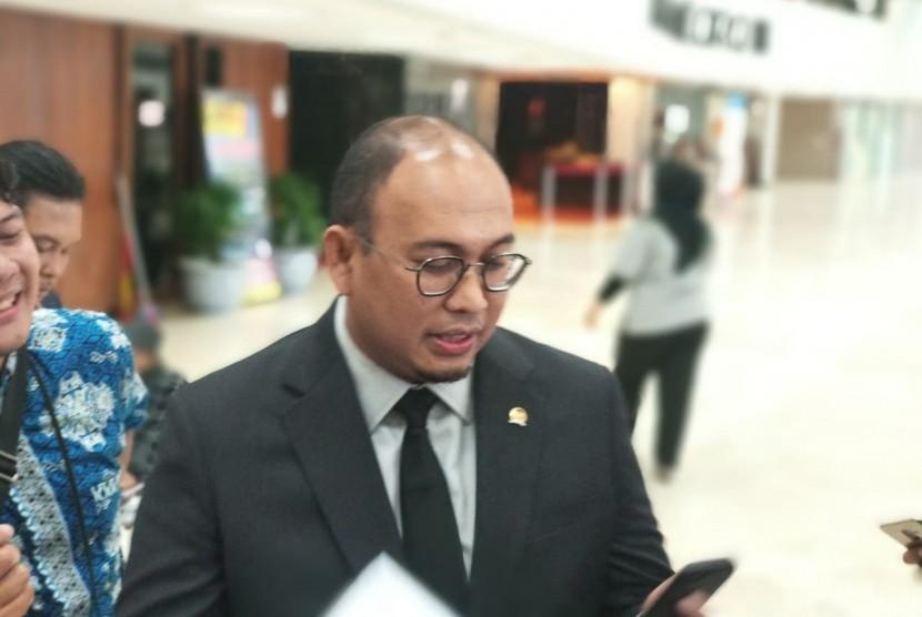 Anggota DPR RI, Andre Rosiade