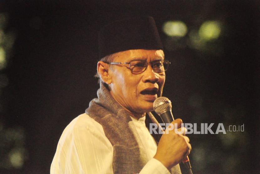Ketua Umum (Ketum) PP Muhammadiyah, Prof Dr Haedar Nasir.