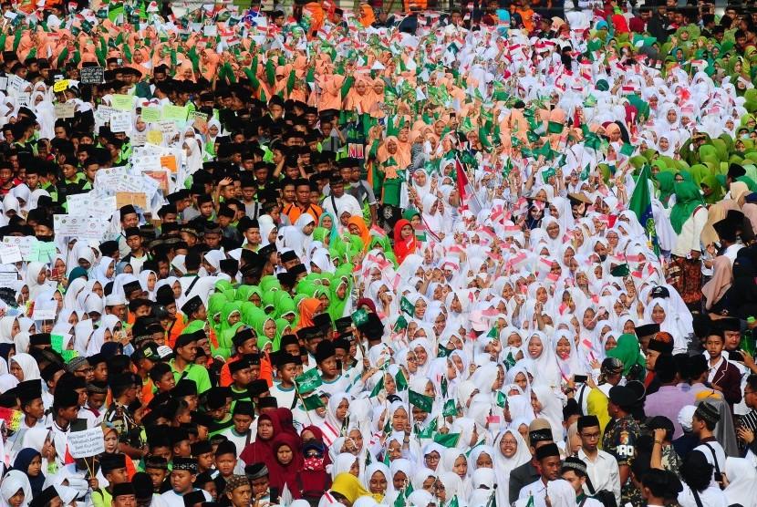 Peringatan Hari Santri Nu Sambut Hari Santri Nasional Nu Dki Jakarta Gelar Lomba Republika Online
