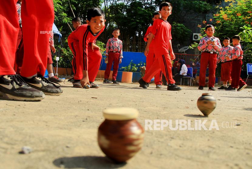 Bangka Jadikan Permainan Gasing Destinasi Wisata Olahraga Republika Online