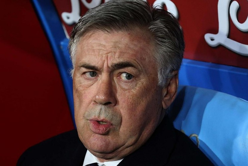 Baru Dipecat Napoli, Sejumlah Klub Sudah Dekati Ancelotti