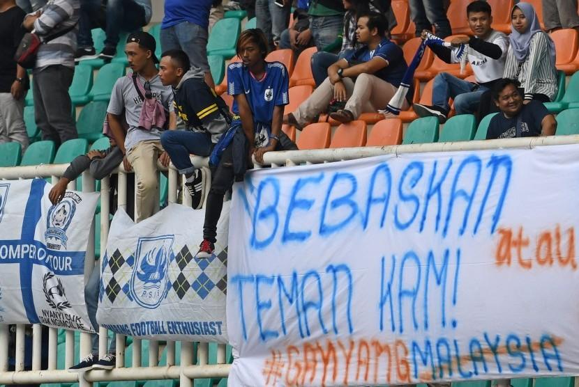 Suporter Malaysia Menyerang Hingga Hotel Suporter Indonesia