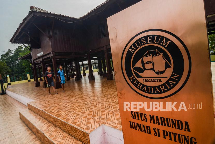 Pemerintah Kota Jakarta Utara menutup operasional sejumlah objek wisata bersejarah seperti Museum Bahari dan Rumah Si Pitung serta Gedung Pelatihan Seni dan Budaya Jakarta Utara mulai 22 Juni hingga 5 Juli 2021.