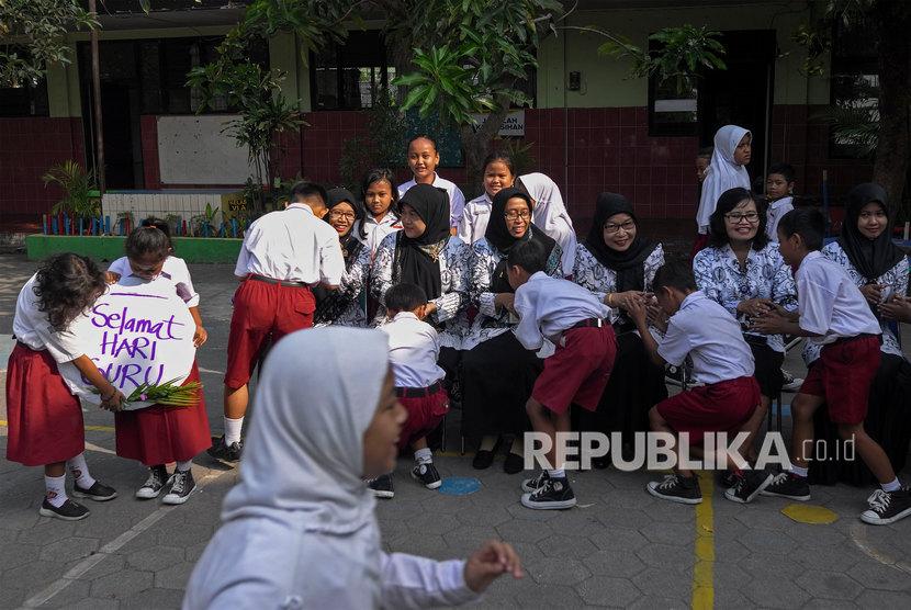 Klb Corona Sekolah Di Solo Libur 2 Pekan Republika Online