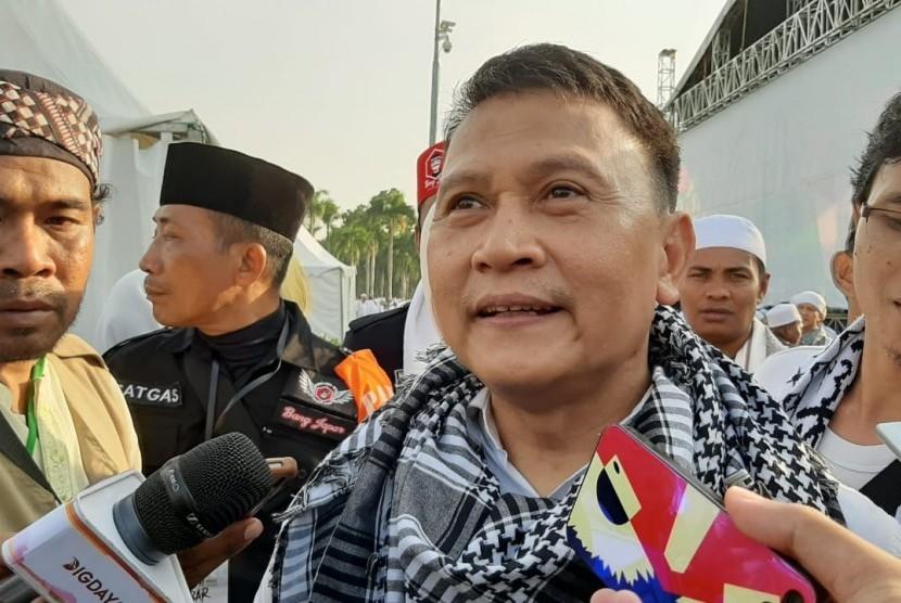 Politisi Partai Keadilan Sejahtera Mardani Ali Sera
