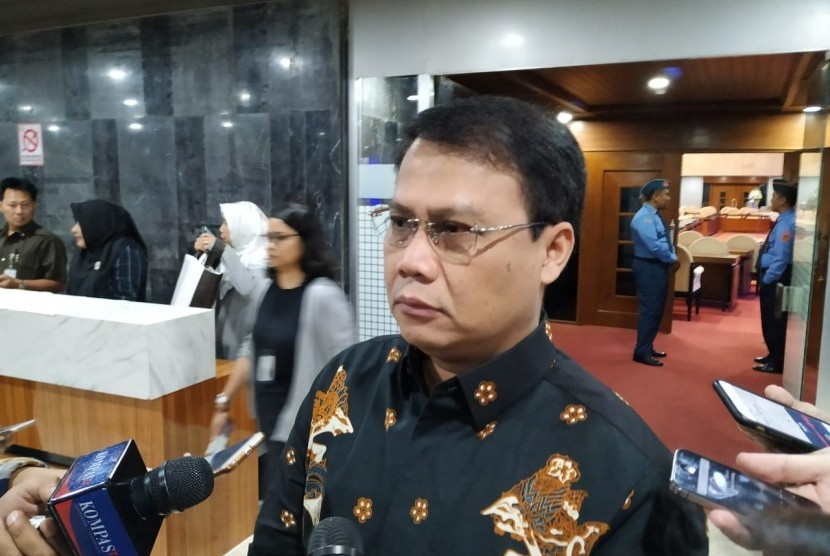 Wakil Ketua MPR Ahmad Basarah.
