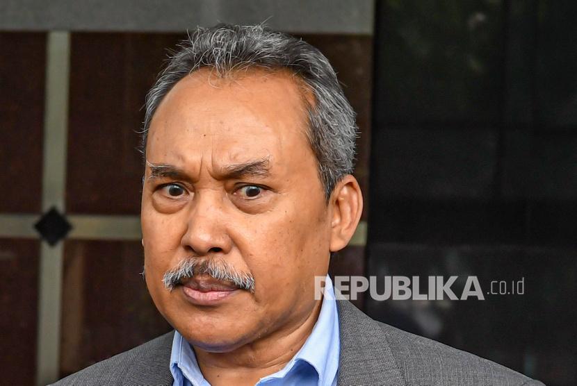 Dewan Pengawas (Dewas) KPK Syamsuddin Haris