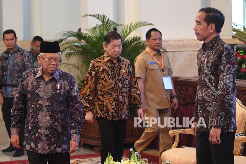 Menteri Perencanaan Pembangunan Nasional (PPN)/Kepala Bappenas Suharso Monoarfa