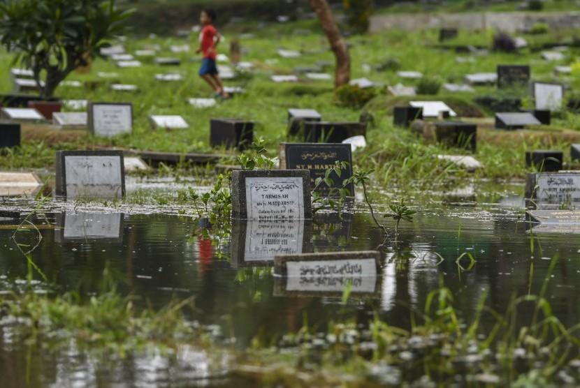 5 Cara Atasi Banjir Jakarta Dari Pakar Ui Republika Online