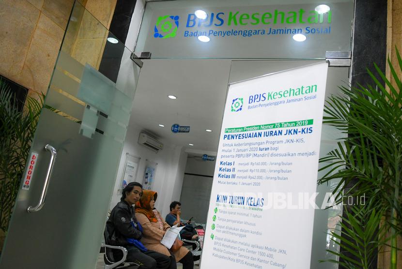 Bpjs Kesehatan Padang Sediakan Pelayanan Gerai Keliling Republika Online