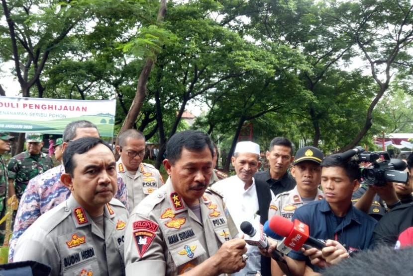 Kapolda Metro Jaya, Irjen Nana Sudjana, menilai PSBB DKI Jakarta sukses tekan Covid-19