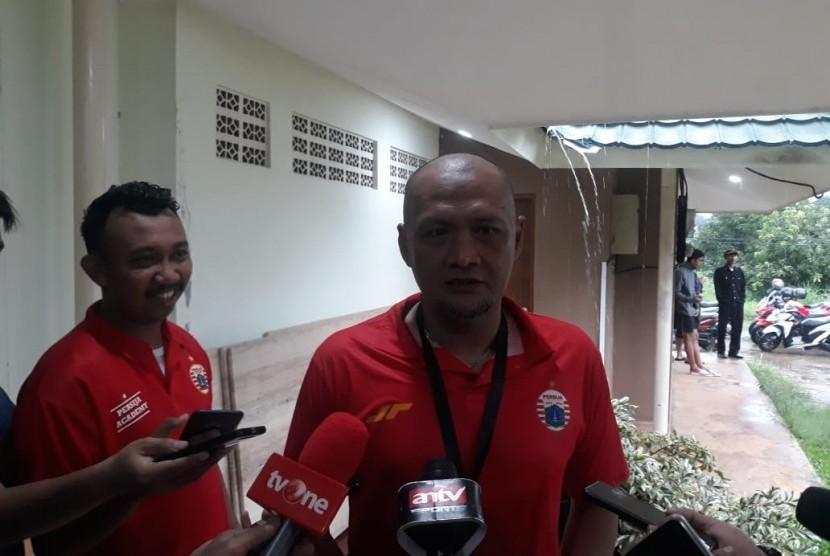 Pelatih Persija Jakarta, Sudirman.