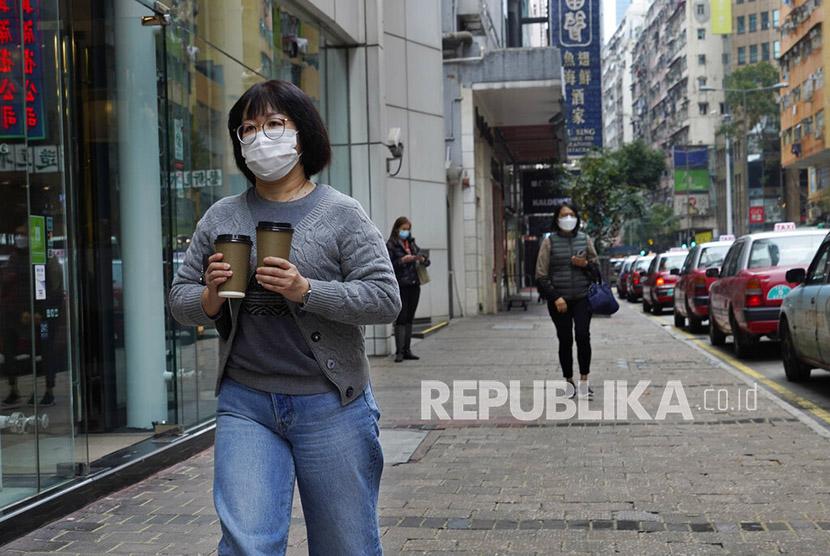 Hong Kong Laporkan Kematian Kedua Akibat Covid-19