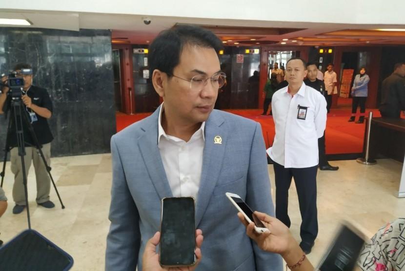Wakil Ketua DPR Azis Syamsuddin mengatakan, pembahasan RUU tersebut akan dilakukan pada masa sidang selanjutnya.