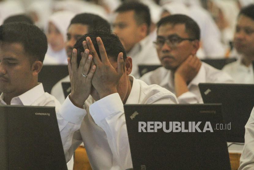 804 Orang Lolos Skd Cpns Pemkot Depok Republika Online