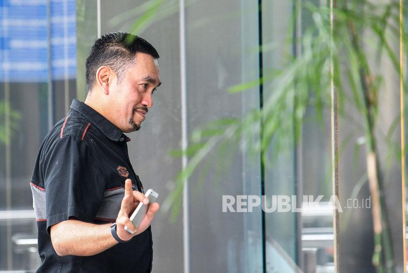 Wakil Ketua Komisi III DPR RI Ahmad Sahroni