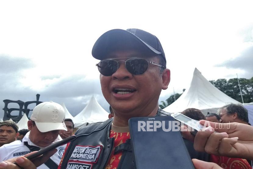 MPR Ingin Pancasila Mendunia. Foto: Ketua MPR RI Bambang Soesatyo (Bamsoet)