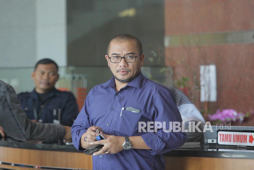 Anggota komisioner KPU Hasyim Asy