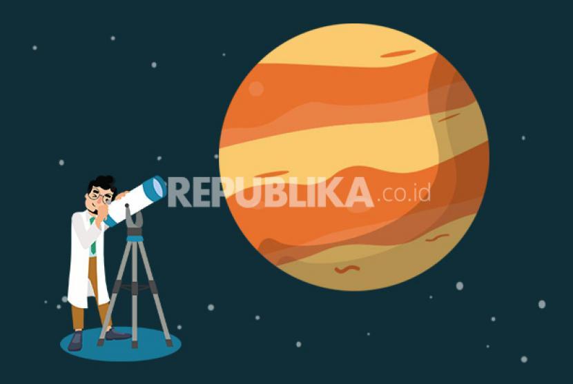 3 misi menyelidiki Planet Venus