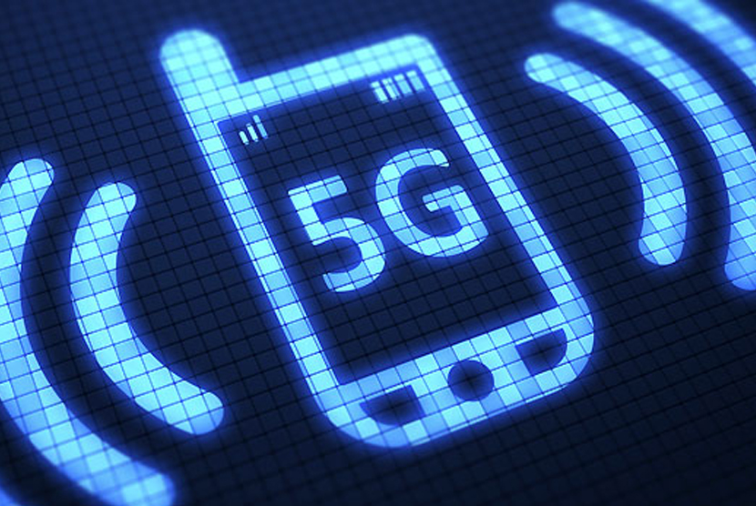 5G. Ilustrasi