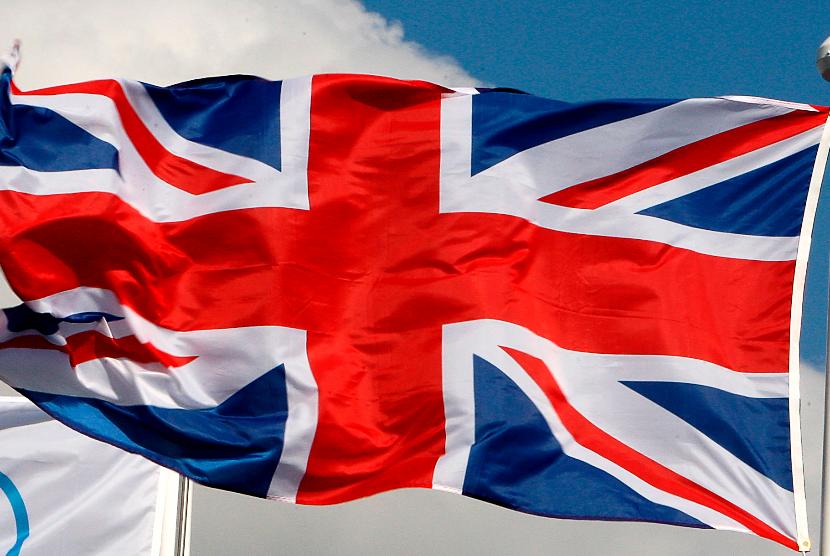 Bendera Inggris. Pemerintah Inggris mengatakan mendukung penuh keputusan Republik Ceko mengusir 18 diplomat Rusia.