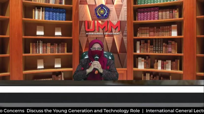 UMM Bahas Peran Pemuda dalam Pertanian