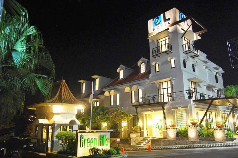 éL Hotel-Grande Malang resmi menjadi tempat isolasi mandiri (isoman) pasien Covid-19bergejala ringan.