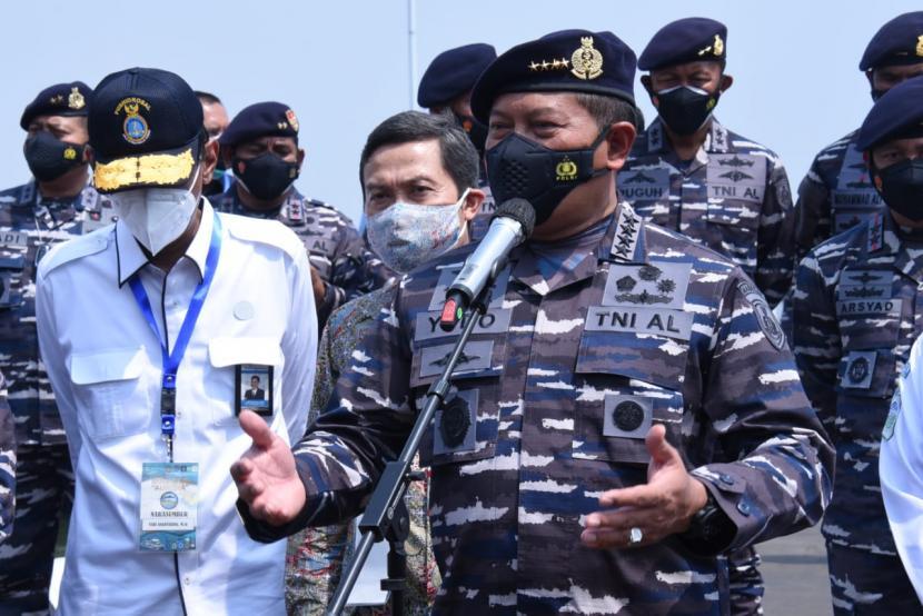 Kepala Staf TNI Angkatan Laut Laksamana Yudo Margono