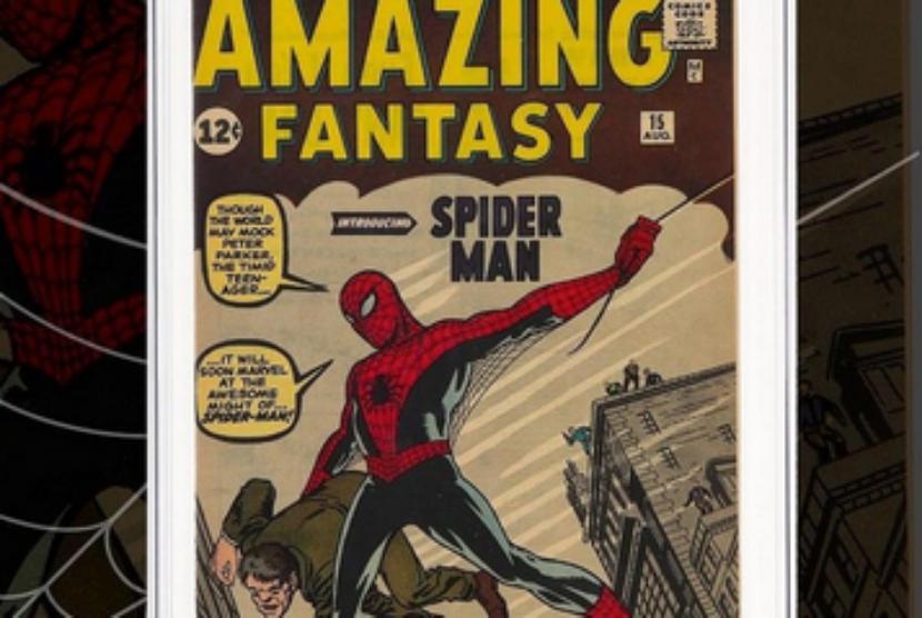 Komik Spider-Man terbitan 1962 laku dilelang senilai sekitar Rp 5,1 miliar. Marvel menganggap copyright Spider-Man dipegang perusahaan, bukan seniman maupun ahli warisnya.
