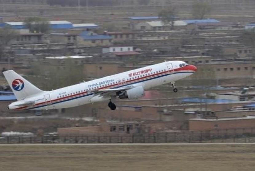 Pesawat China Eastern.