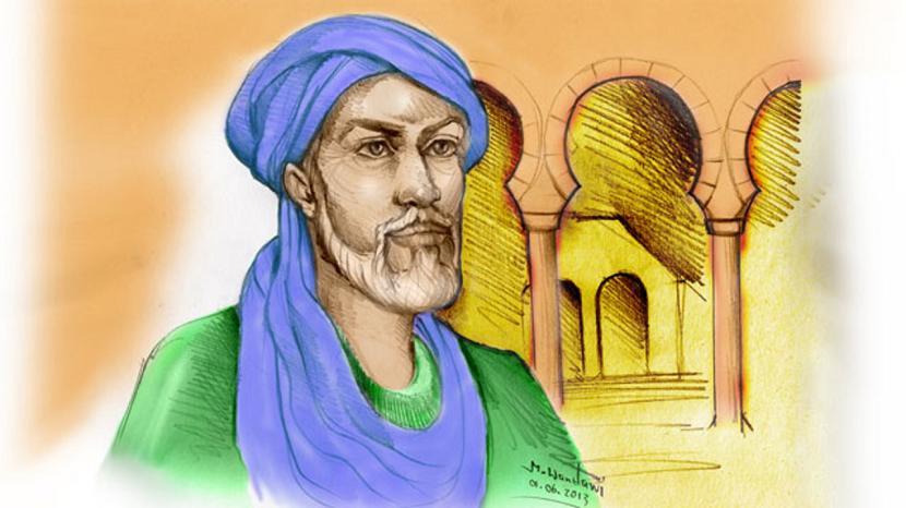 Abu al Qasim Khalaf bin Abbas Az Zahrawi, yang dikenal di Barat dengan nama Latinnya Albucasis