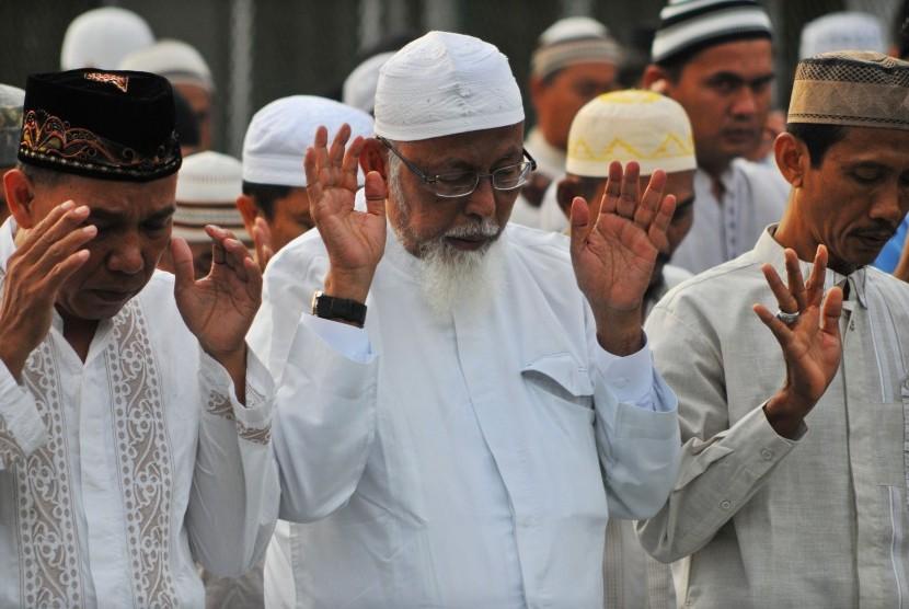 Abu Bakar Ba`asyir tidak Berbaiat kepada Negara Islam ISIS