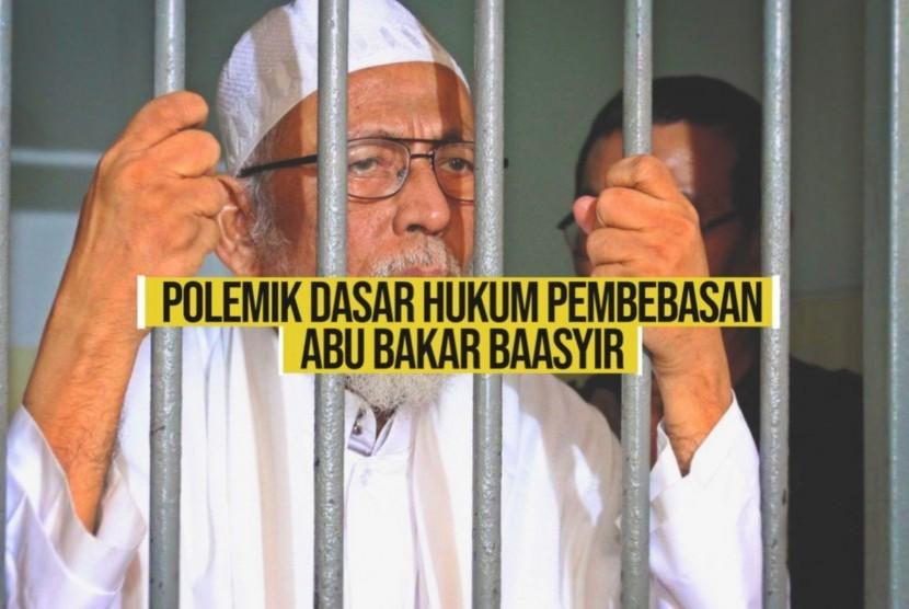Abu Bakar Baasyir (ilustrasi)