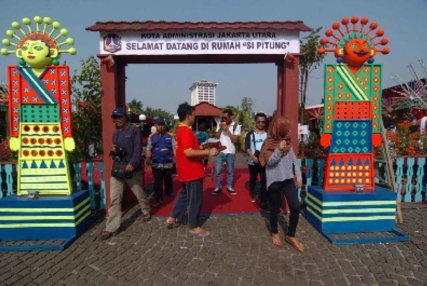 Acara Lebaran Betawi digelar dengan tujuan mempopulerkan budaya Betawi kepada masyarakat luas.