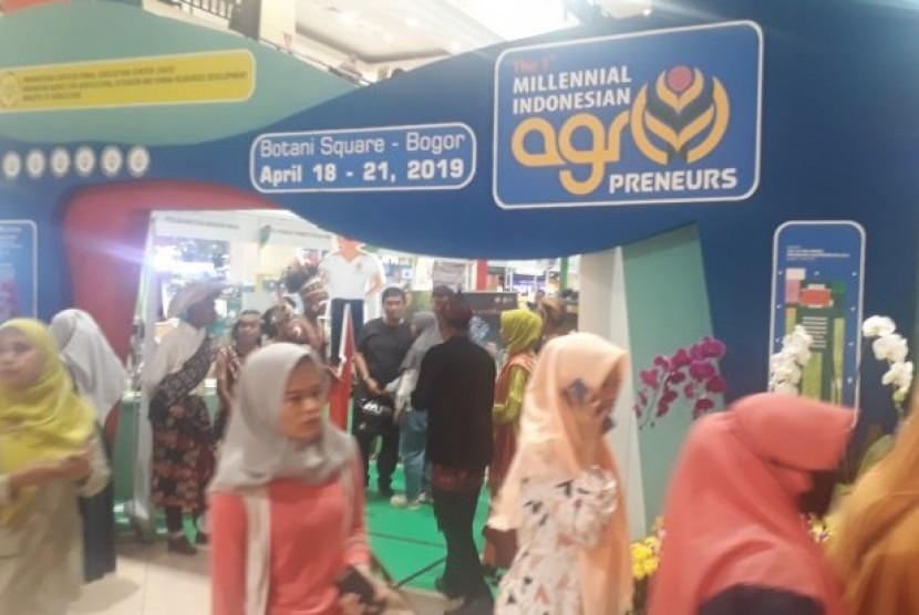 Acara promosi pertanian untuk generasi millenial